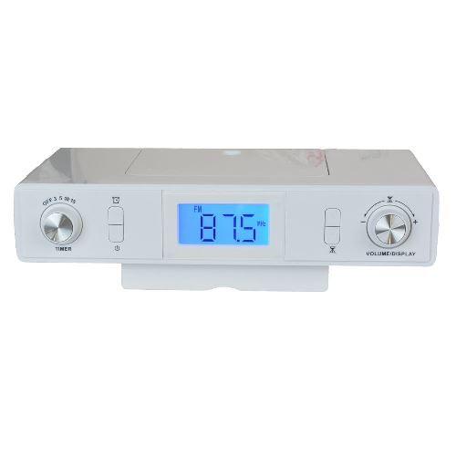 k chenradio mit bluetooth unterbau radio werkstattradio radiowecker audio hi fi radios. Black Bedroom Furniture Sets. Home Design Ideas